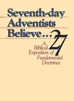 Seventh Day Adventists Believe File Index Htm